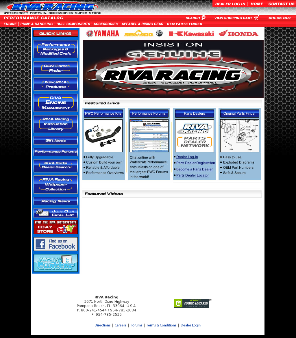 RIVA Racing Competitors, Revenue and Employees - Owler