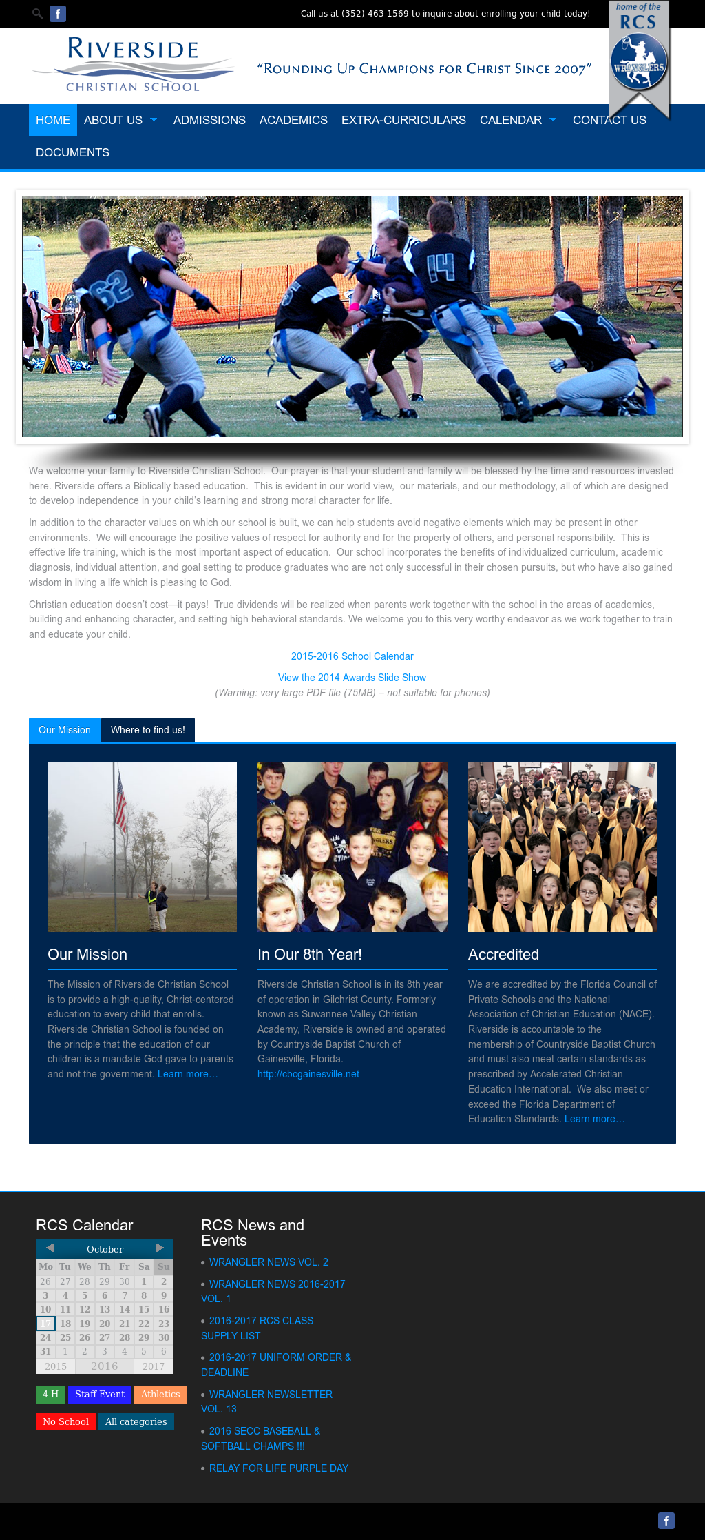 Rvrsidechristian Competitors, Revenue and Employees - Owler Company