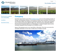 Eurochem Agro Competitors, Revenue and Employees - Owler