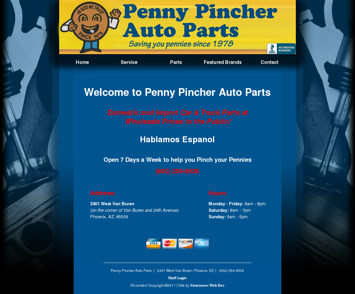 Penny Pincher Auto Parts >> Penny Pincher Auto Parts Competitors Revenue And Employees Owler