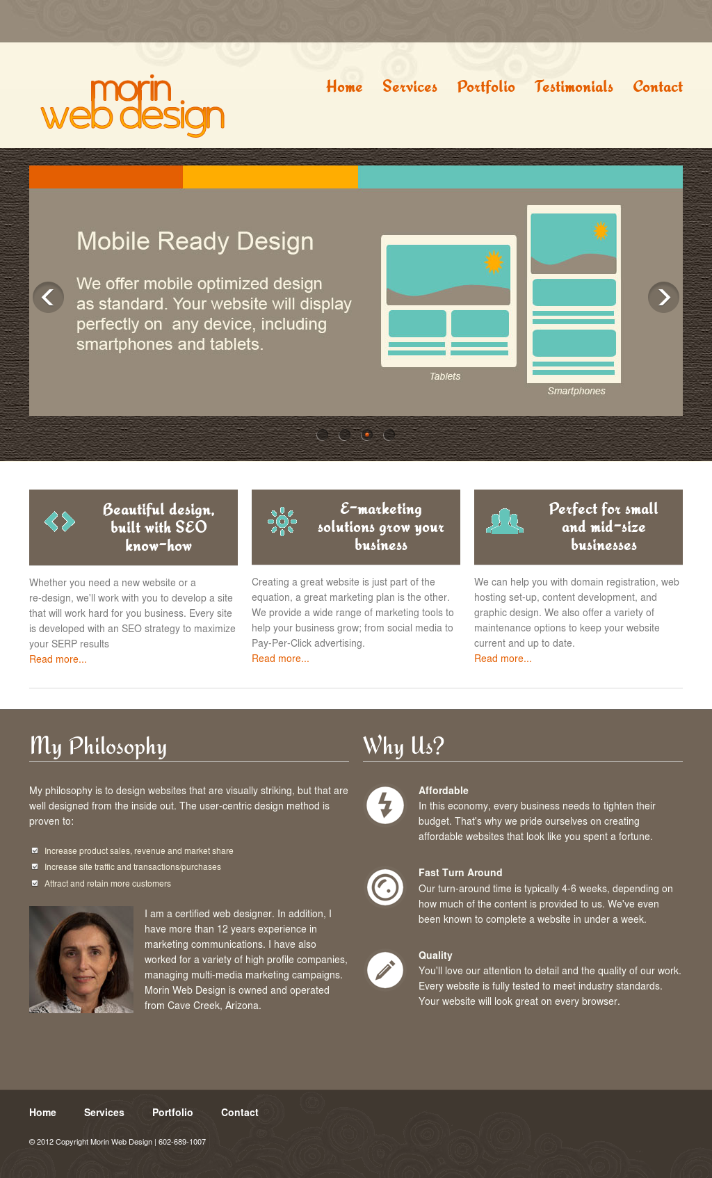 Morin Web Design Competitors, Revenue and Employees - Owler Company