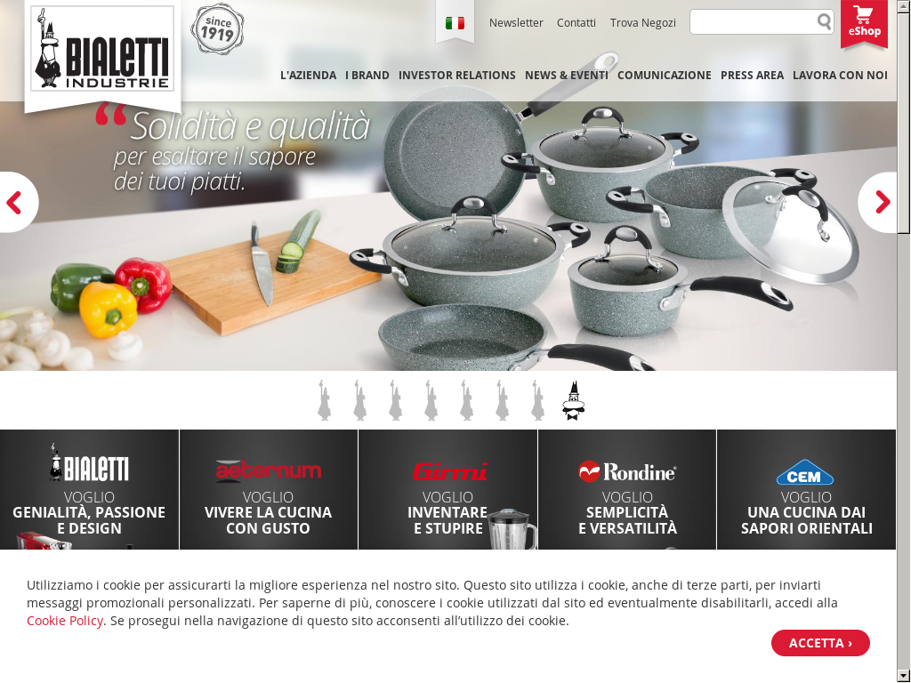 Bialetti Industrie S Competitors Revenue And Employees