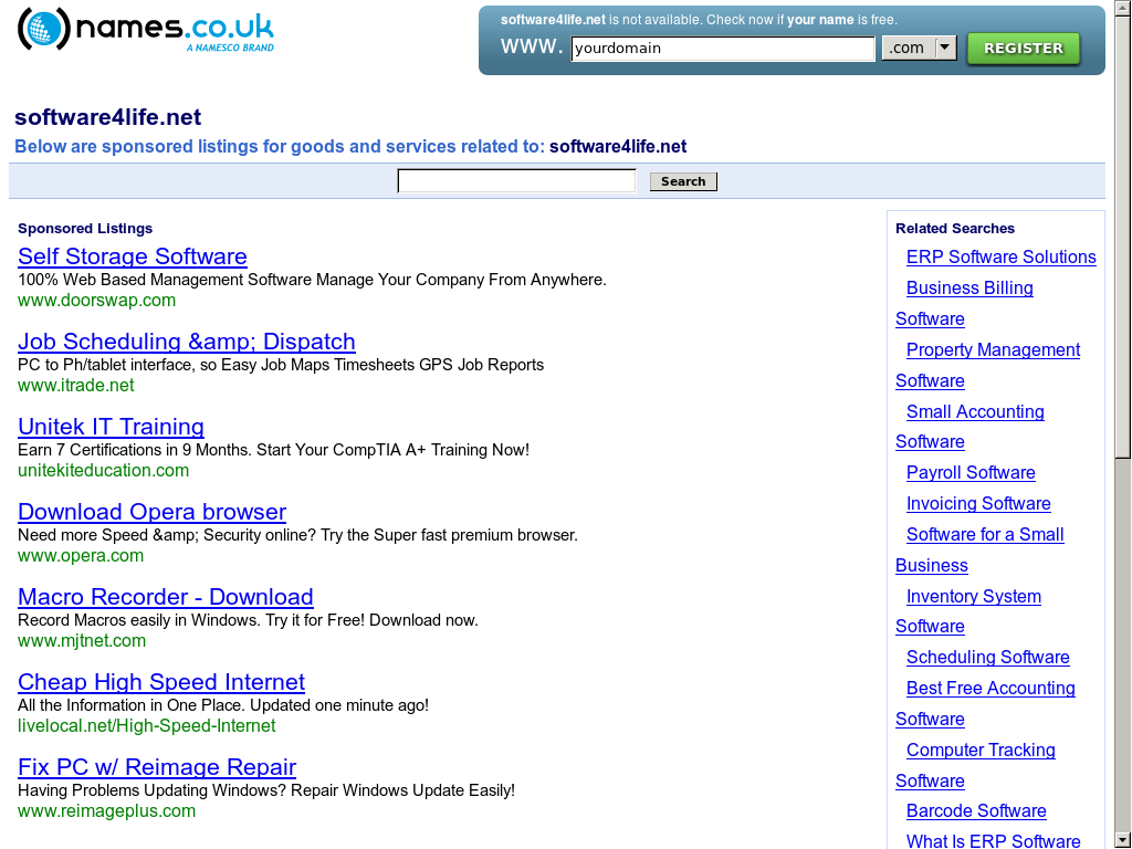 Software4Life Competitors, Revenue and Employees - Owler