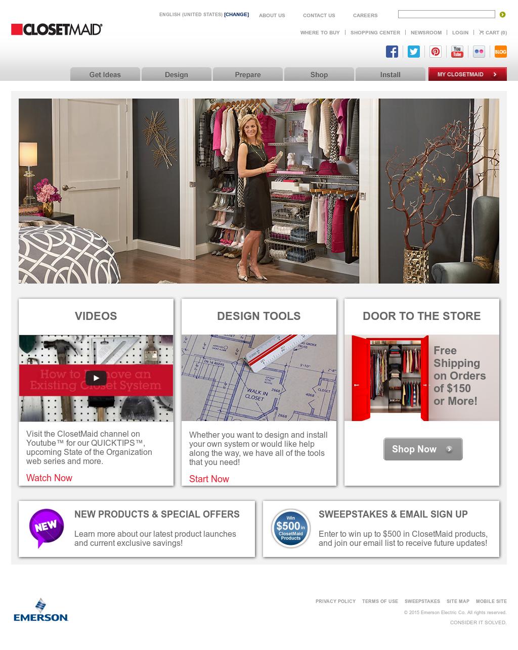 ClosetMaid Competitors, Revenue And Employees   Owler Company Profile