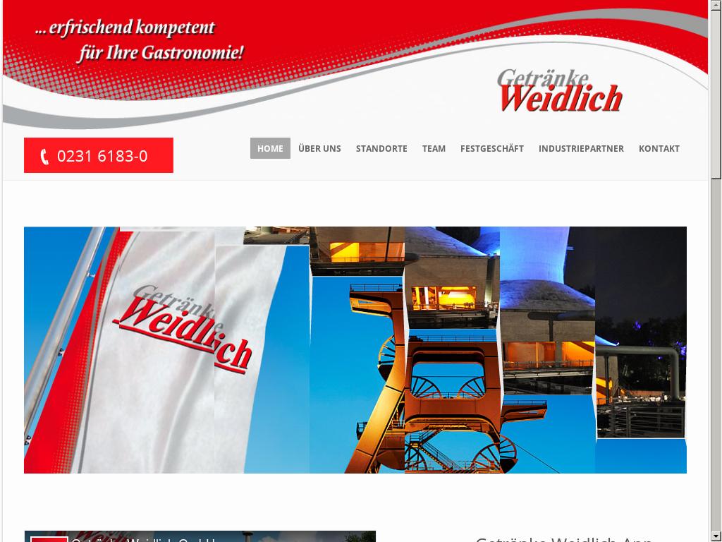 Getraenke Weidlich Competitors, Revenue and Employees - Owler ...