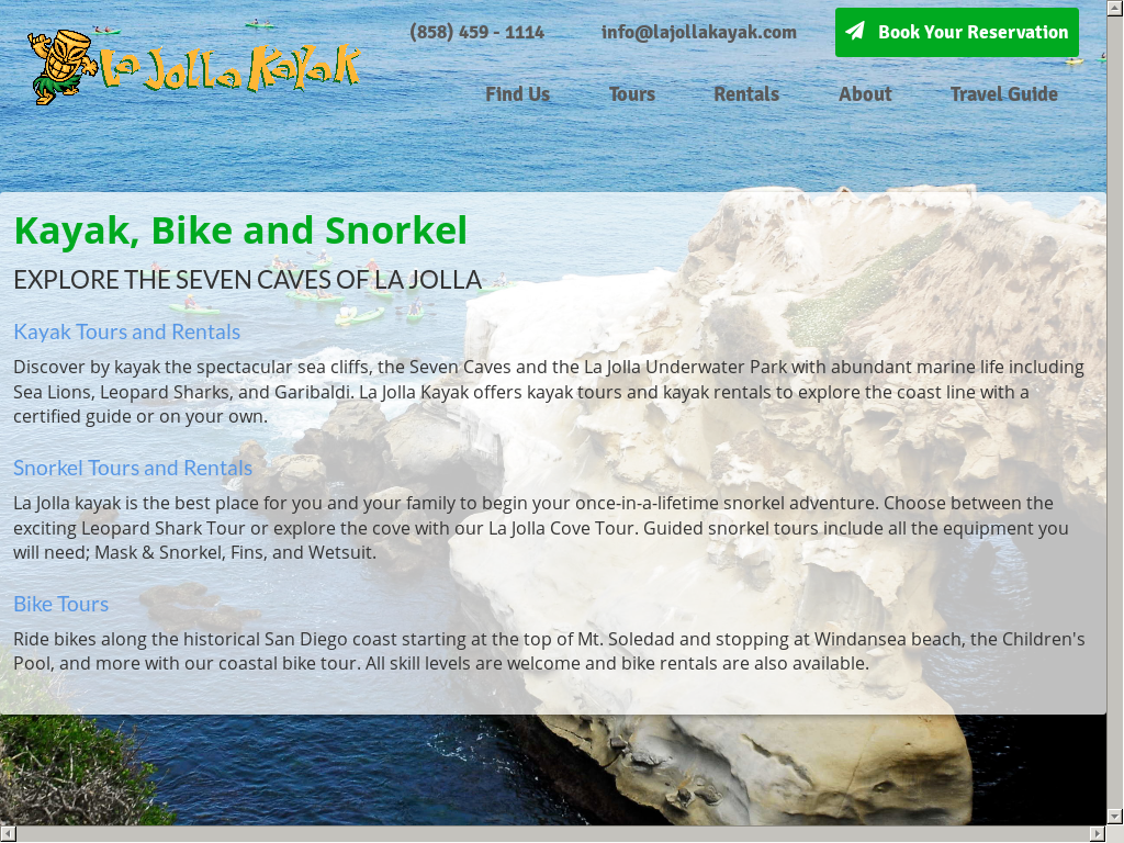 La Jolla Kayak Competitors Revenue And Employees Owler