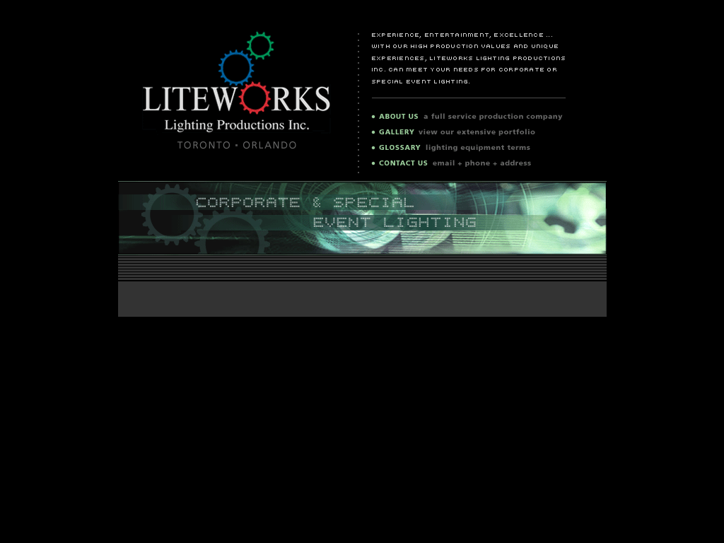 Liteworks Lighting Productions Compeors Revenue And