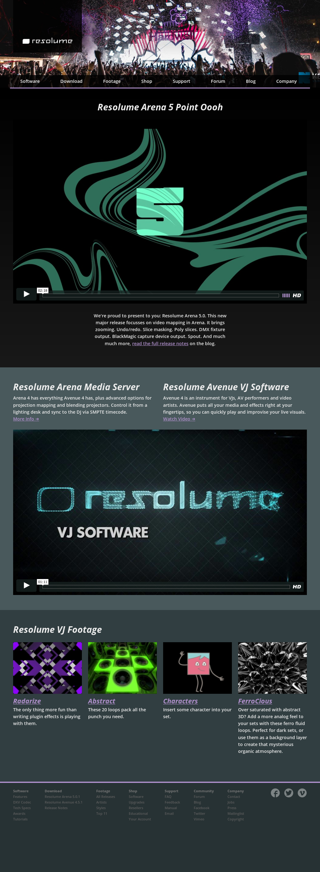 Owler Reports - Resolume Vj Software posted a video