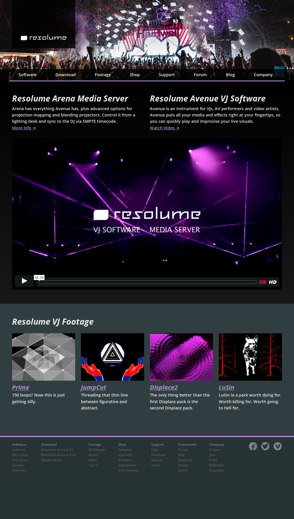 Resolume Vj Software Competitors, Revenue and Employees - Owler