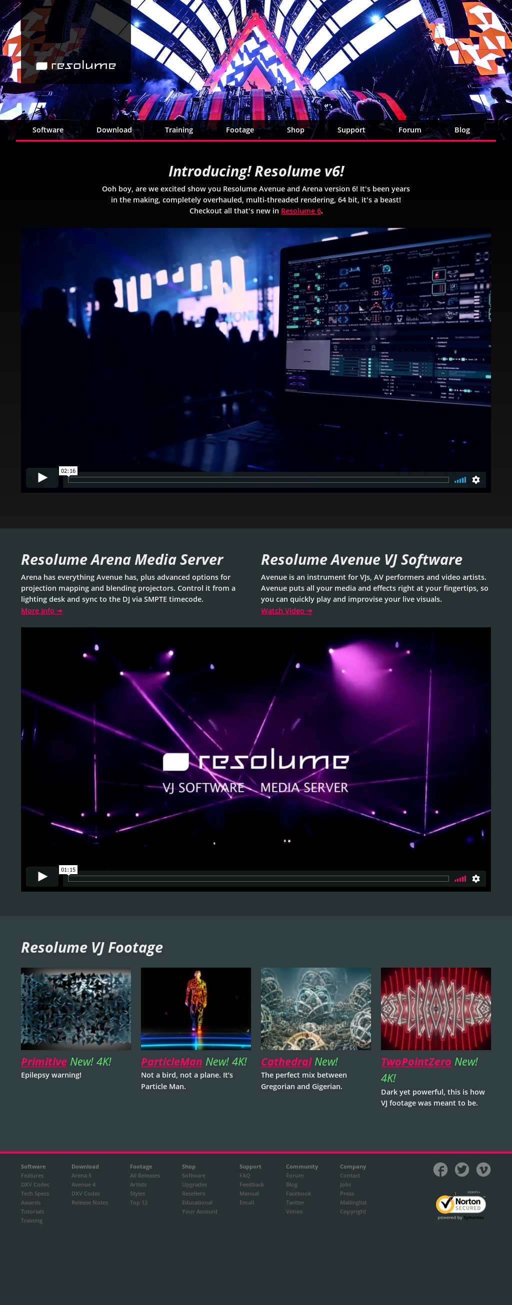 Resolume Vj Software Competitors, Revenue and Employees