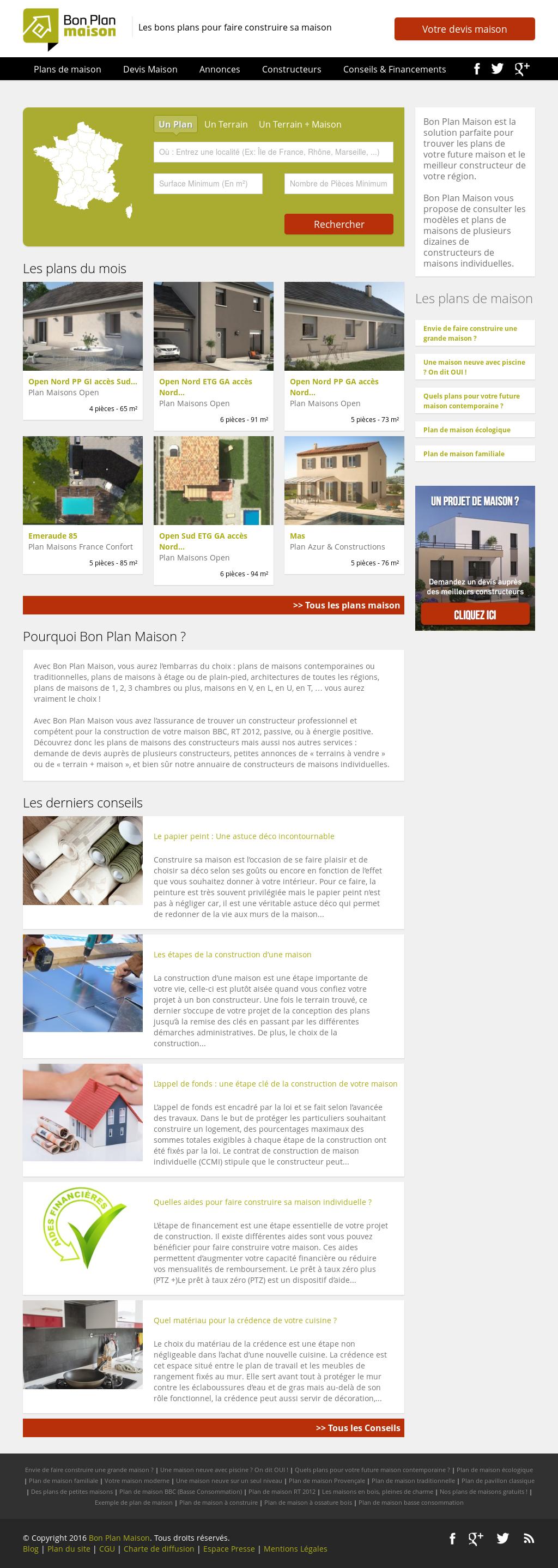 Bon Plan Maison Competitors Revenue And Employees Owler