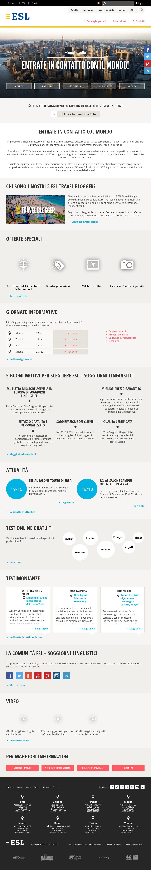 Stunning Esl Soggiorni Linguistici Opinioni Images - Cannado.co ...