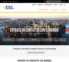 Esl - Soggiorni Linguistici Competitors, Revenue and Employees ...