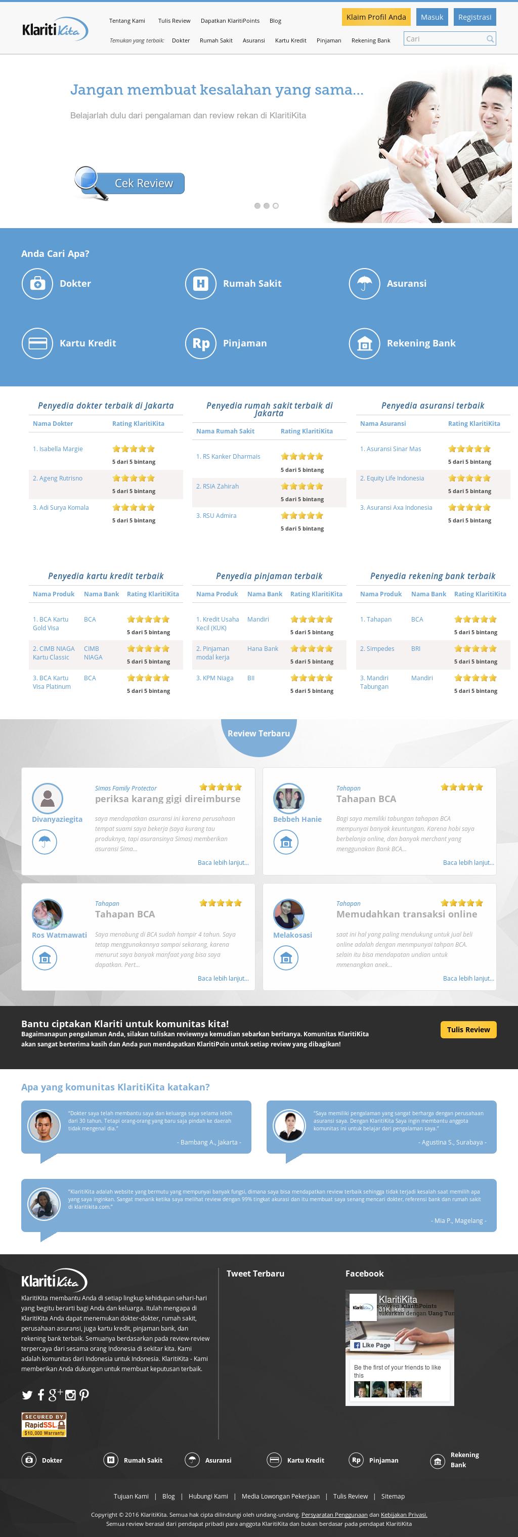 Klaritikita Competitors Revenue And Employees Owler Company Profile Pindah Kredit0