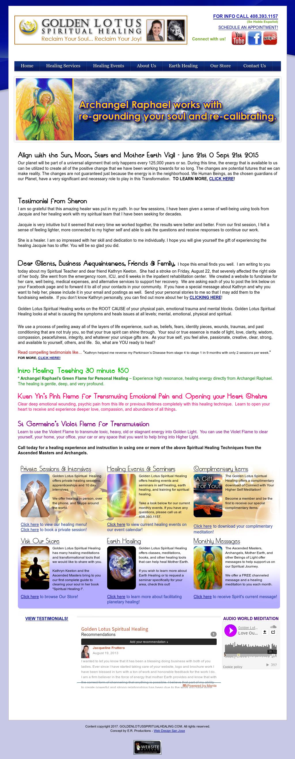 Golden Lotus Spiritual Healing Competitors, Revenue and