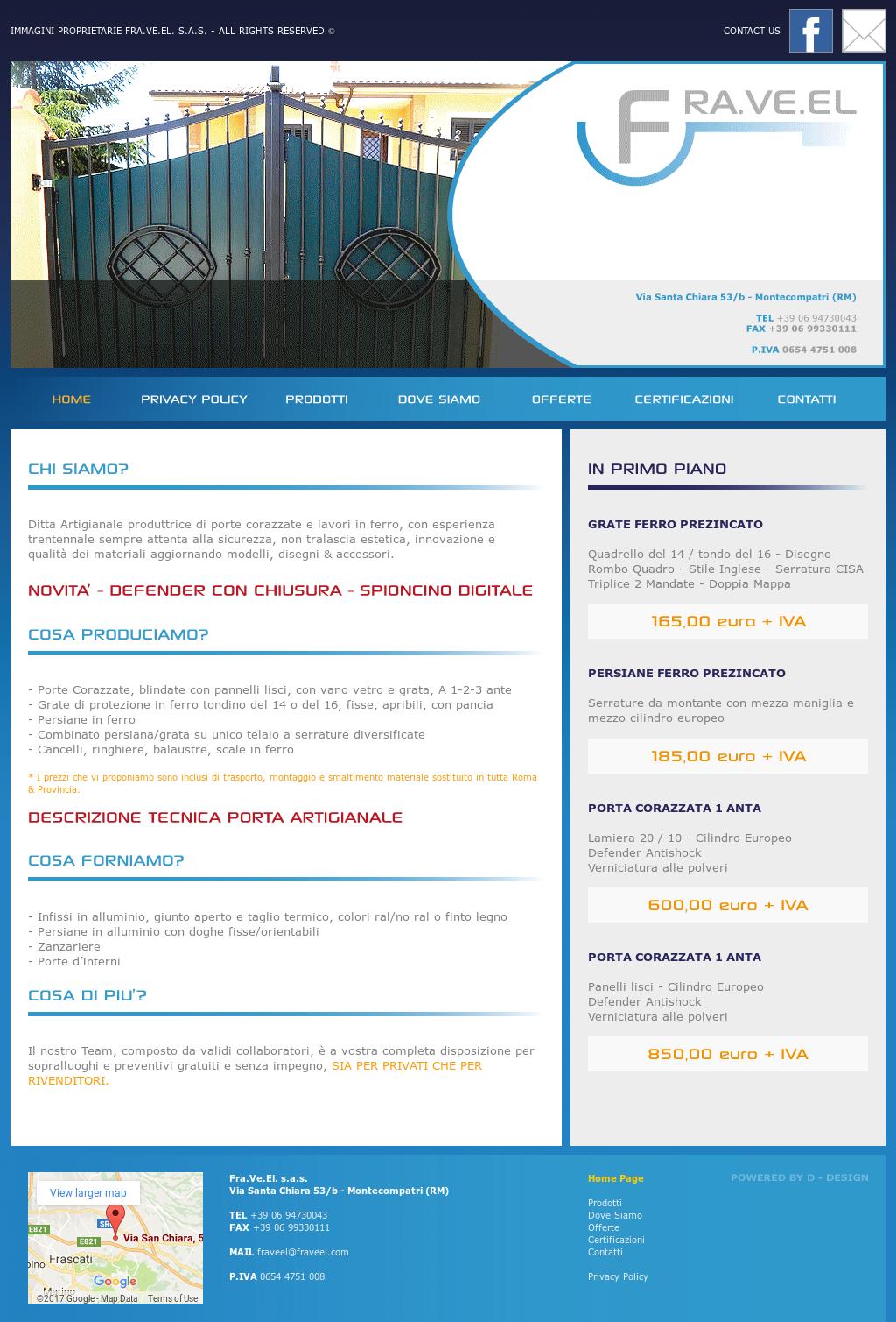 Colori Infissi In Alluminio fraveel porte blindate competitors, revenue and employees