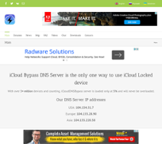 Icloud Bypass Dns Server Competitors, Revenue and Employees - Owler