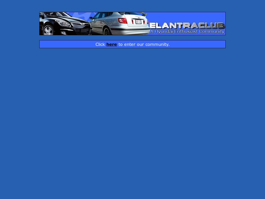 The Hyundai Elantra Club Competitors, Revenue and Employees