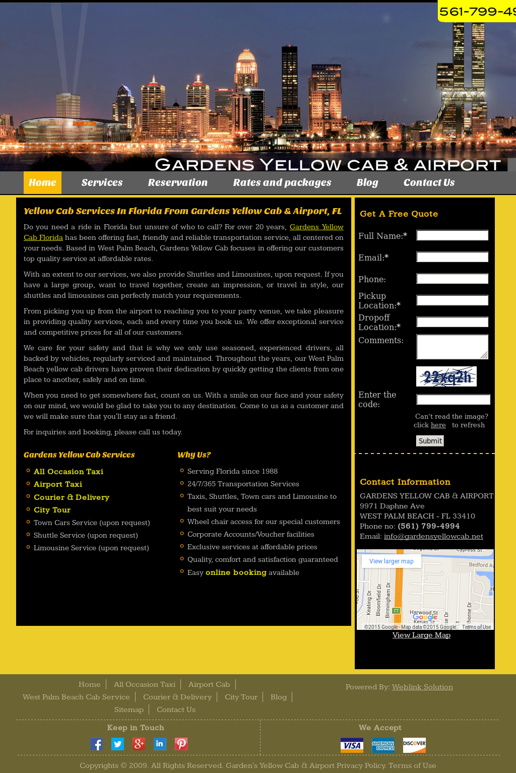 Gardens Yellow Cab Competitors, Revenue And Employees   Owler Company  Profile