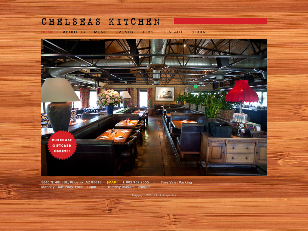 Chelsea\'s Kitchen Competitors, Revenue and Employees - Owler Company ...