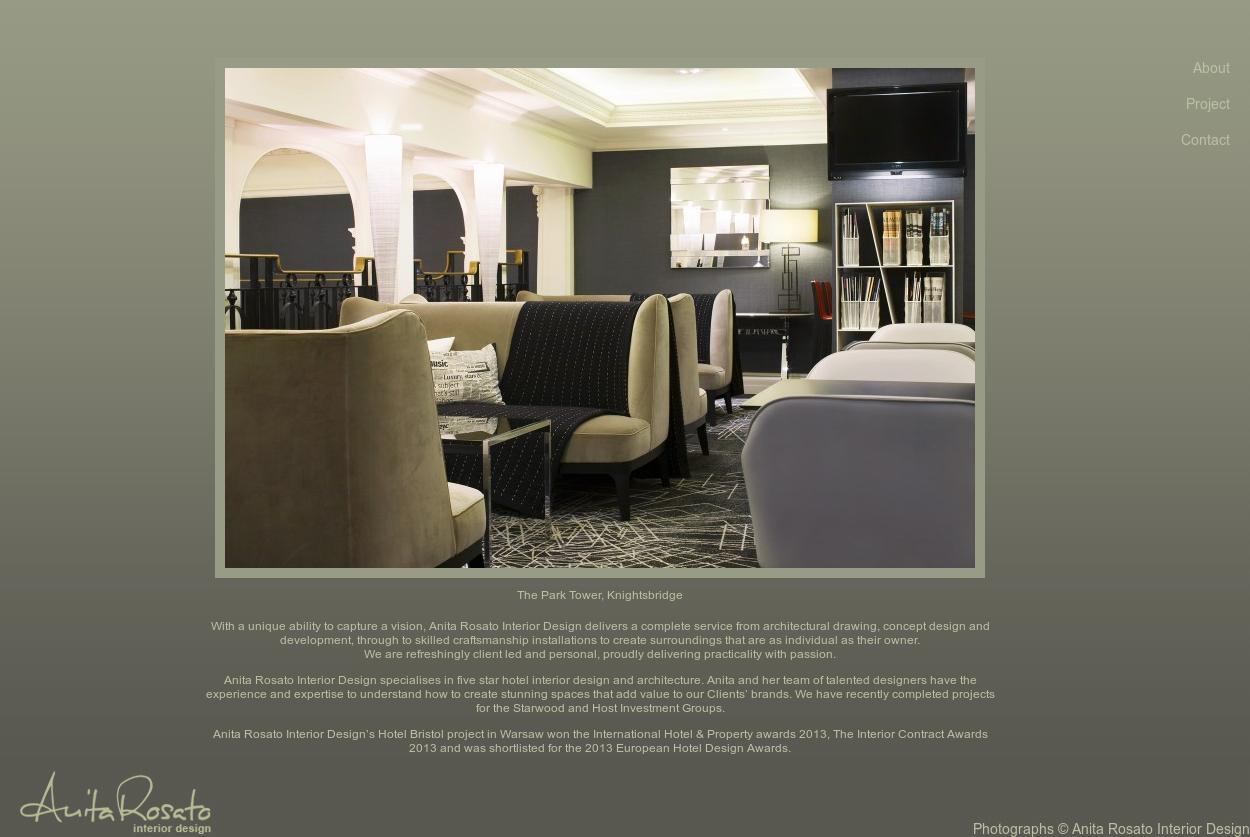 Anita Rosato Interior Design Competitors Revenue And Employees Owler Company Profile