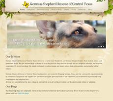 German Shepherd Rescue Of Central Texas Competitors, Revenue