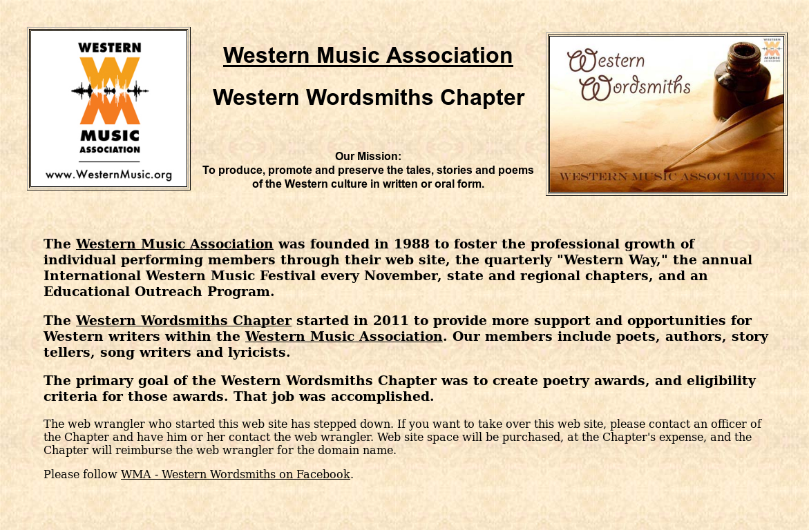 ba70b2ba5 Wma - Western Wordsmiths Competitors