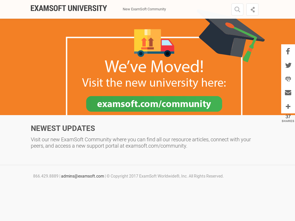Examsoft Worldwide Competitors, Revenue and Employees
