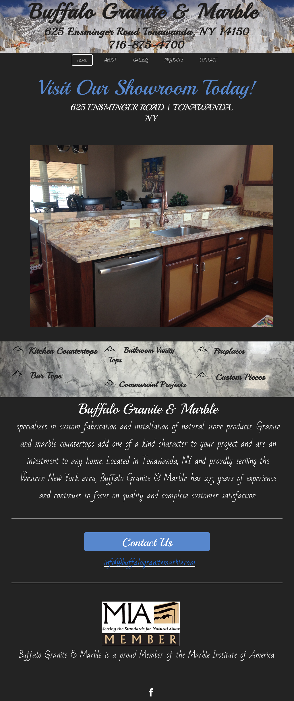 Buffalo Granite Marble Compeors Revenue And Employees Owler Company Profile