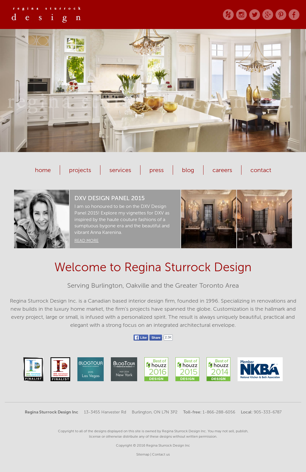 Regina Sturrock Design Inc regina sturrock design competitors, revenue and employees
