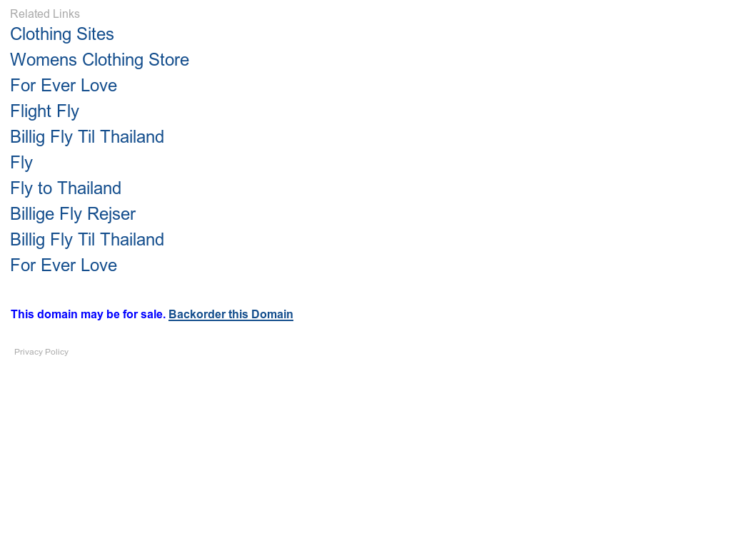 fly thailand billig