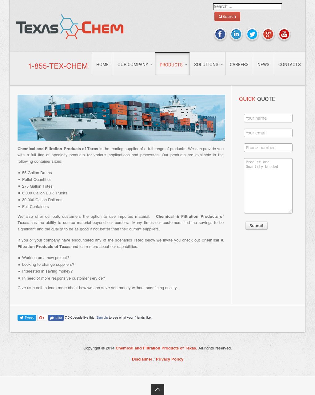 Bulkchemicalmanufacturer Competitors Revenue And Employees Owler