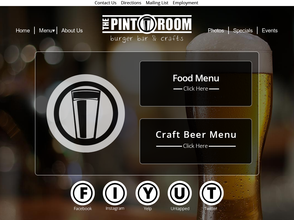 The Pint Room Competitors, Revenue and Employees - Owler Company Profile