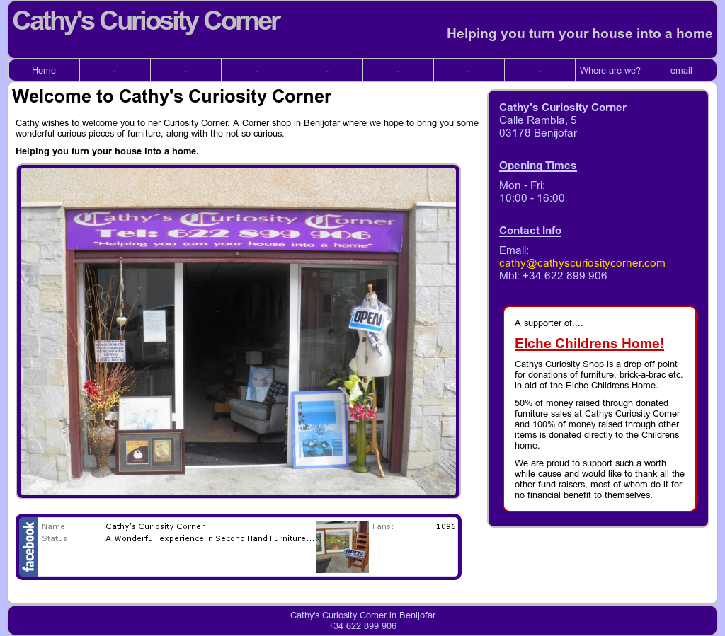 Cathy's Curiosity Corner Competitors, Revenue and Employees