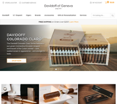 Davidoff Competitors, Revenue and Employees - Owler Company Profile