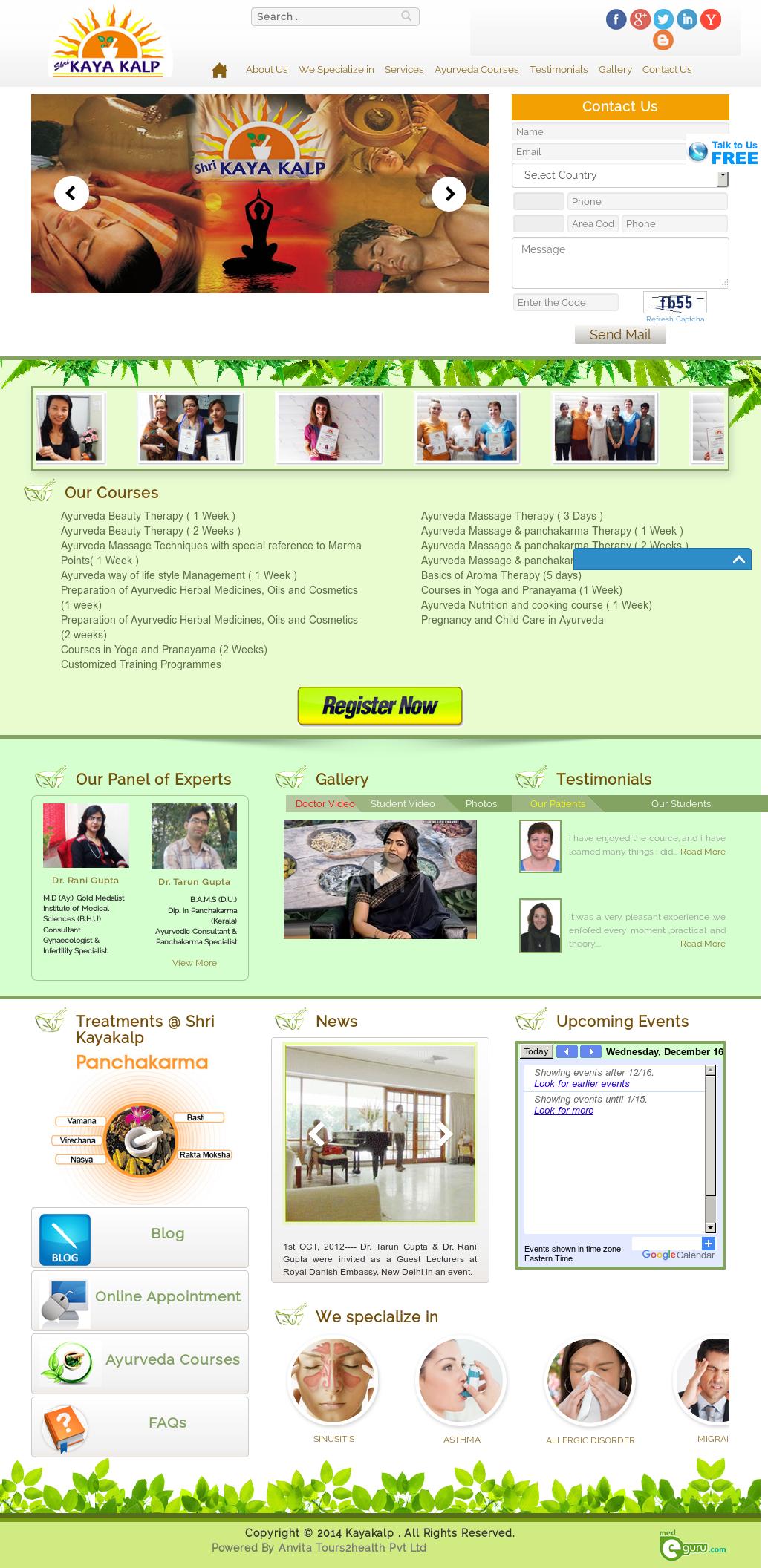 Shri Kaya Kalp Competitors, Revenue and Employees - Owler
