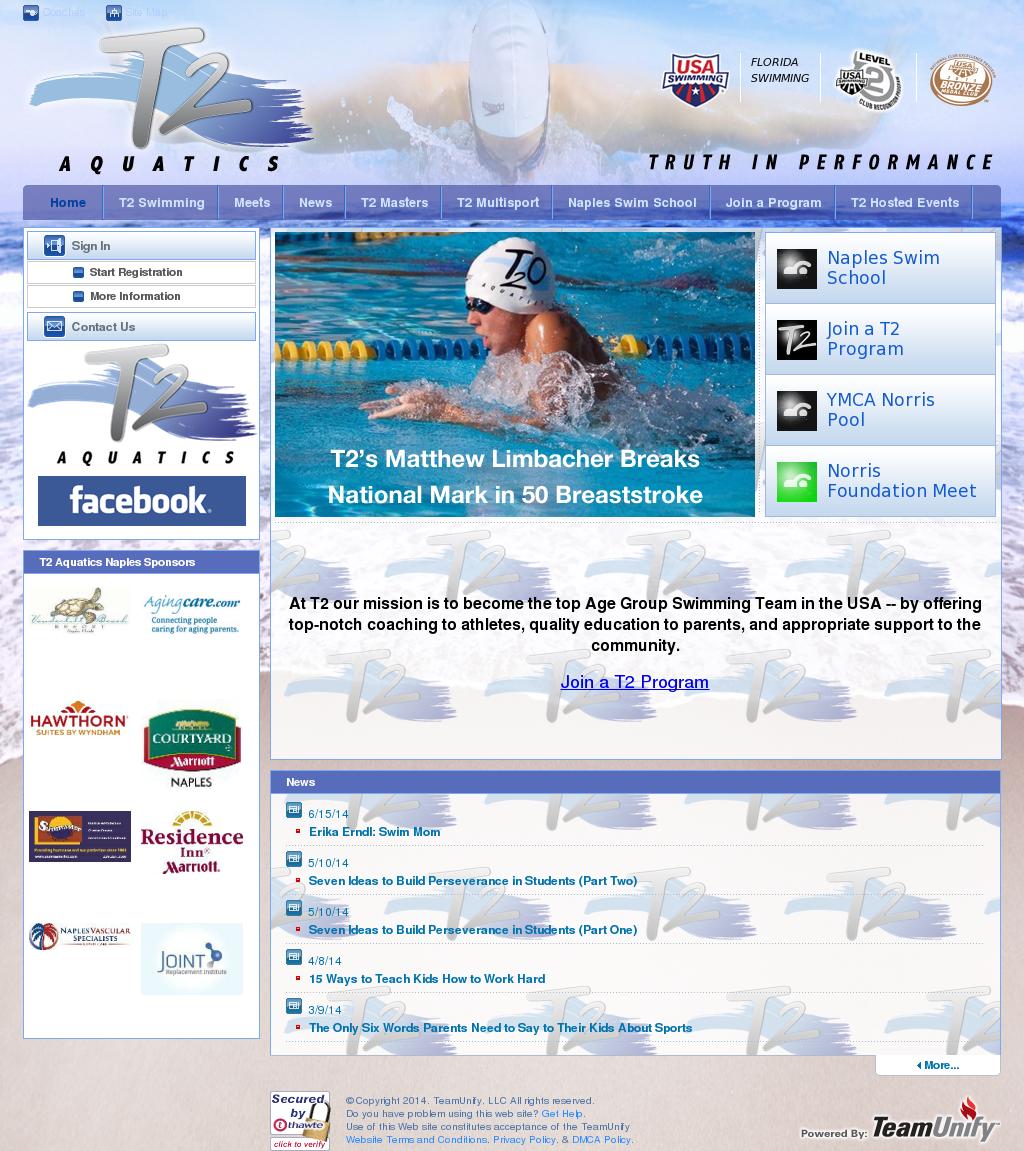T2 Aquatics Competitors, Revenue and Employees - Owler