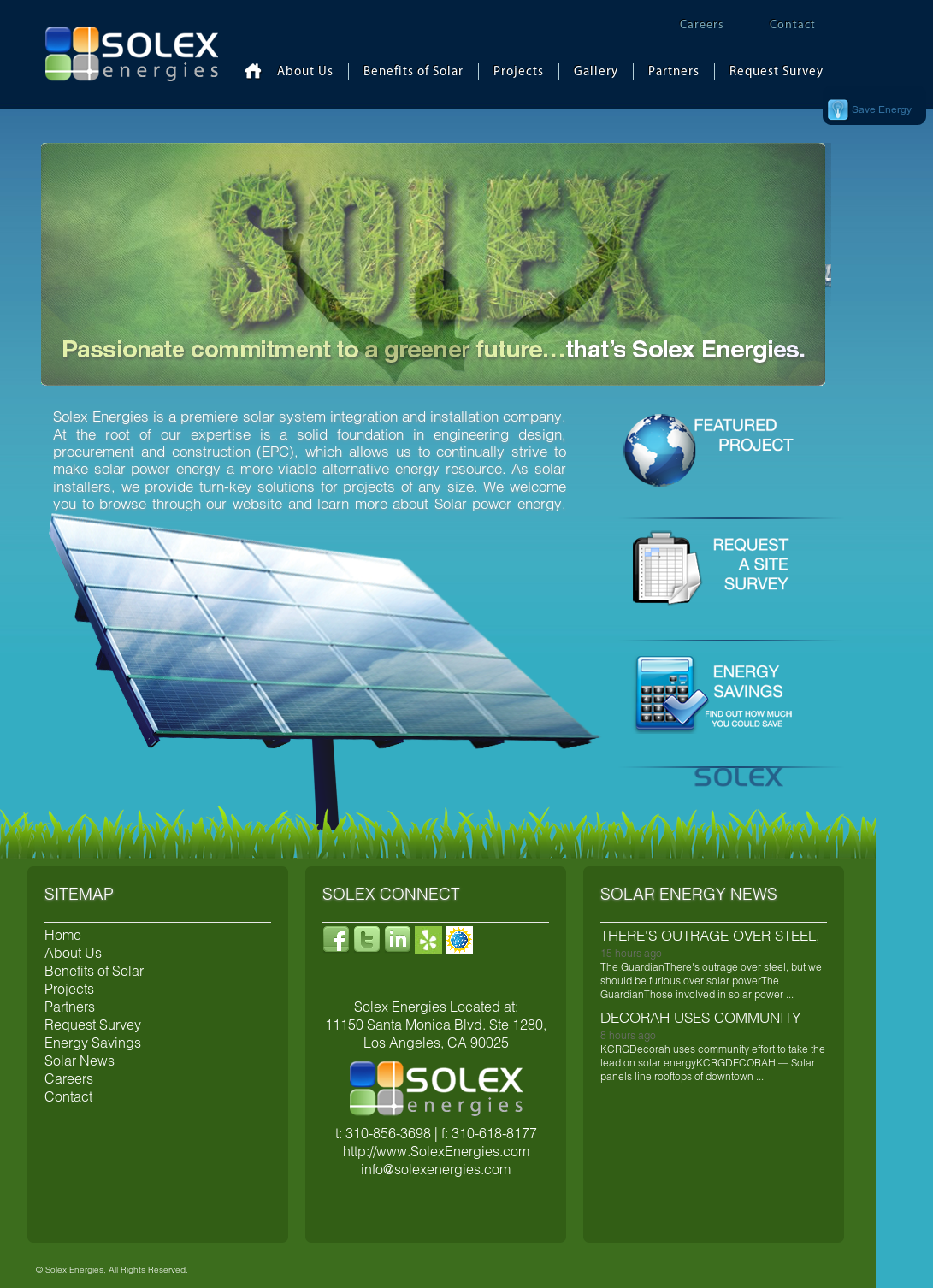 Solex Energies Competitors, Revenue and Employees - Owler Company