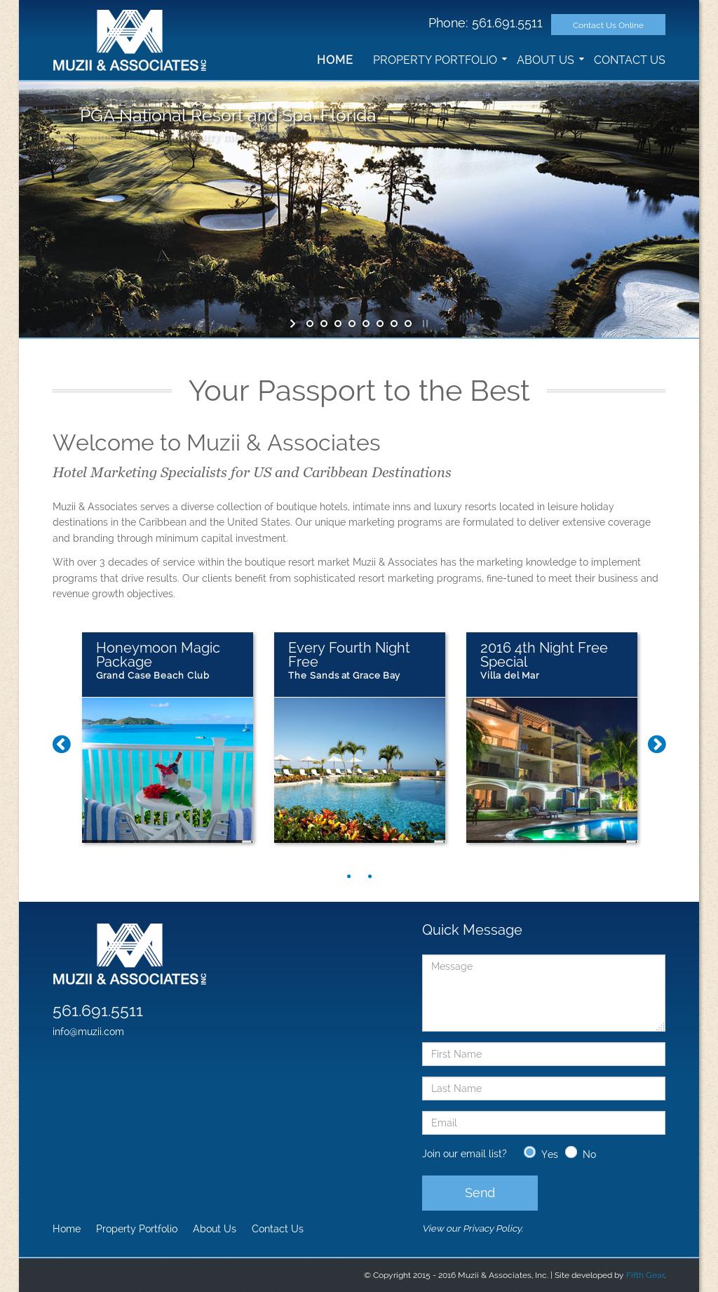 Muzii & Associates Competitors, Revenue and Employees