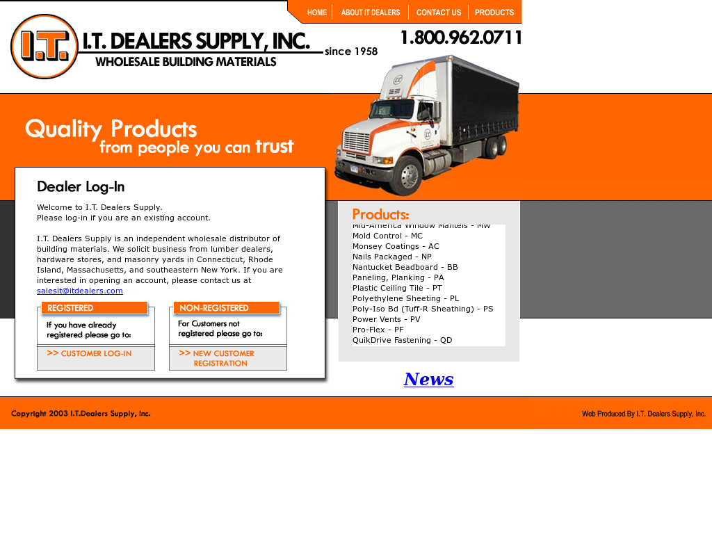 I T Dealers Supply Competitors, Revenue and Employees