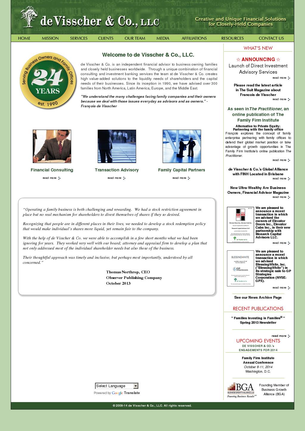 De Visscher Competitors Revenue And Employees Owler Company Profile