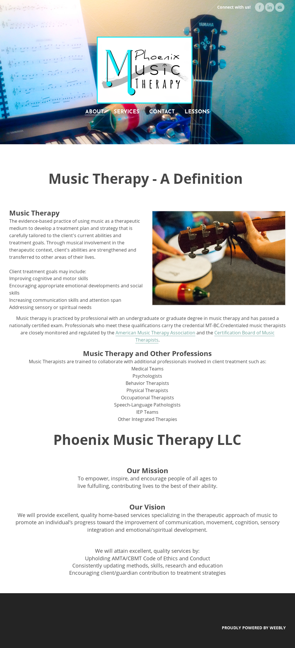 Phoenix Music Therapy Competitors Revenue And Employees Owler