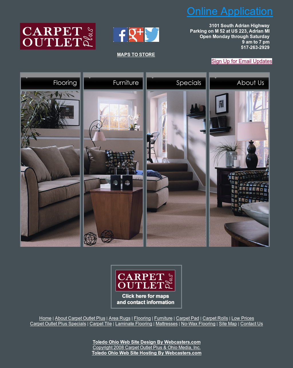 Carpet Outlet Plus Ohio Media Competitors Revenue And Employees Owler Company Profile
