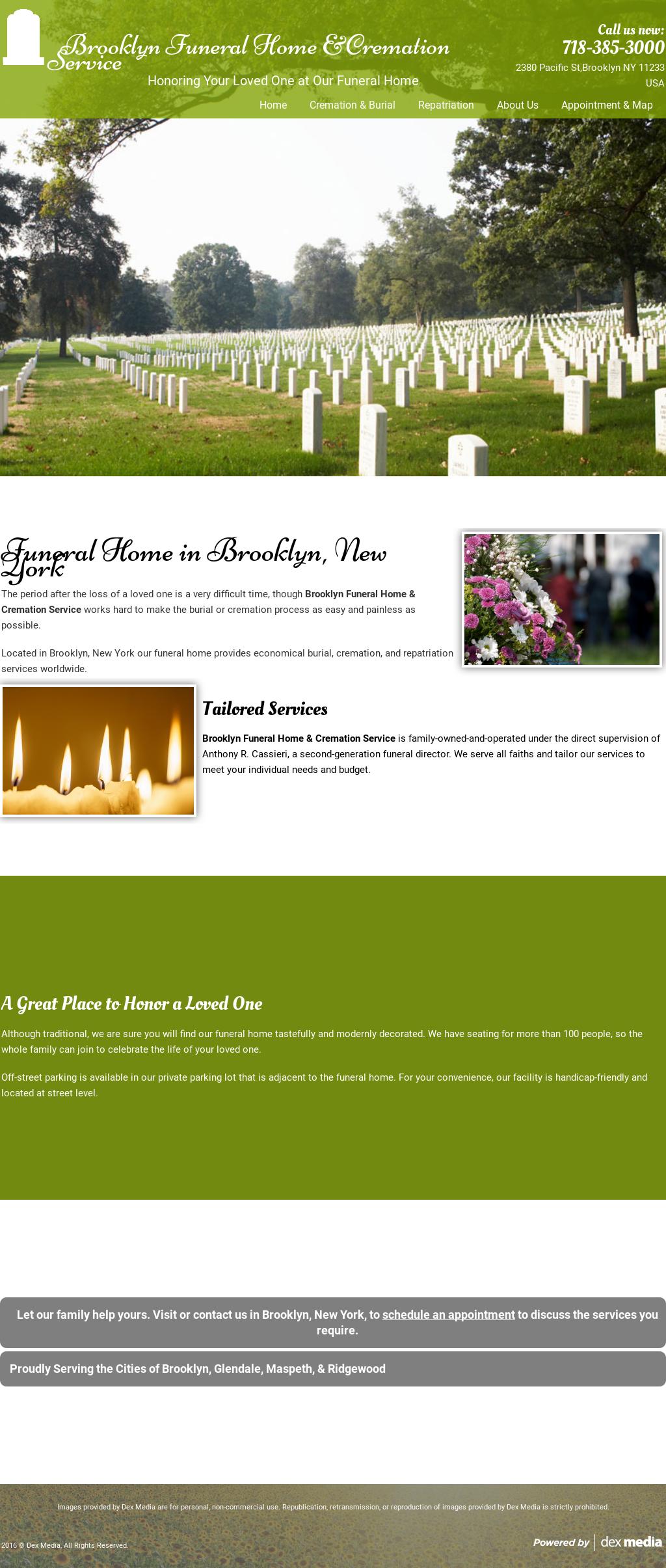 Molinari Funeral Home Brooklyn Ny