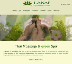 thai massage minden