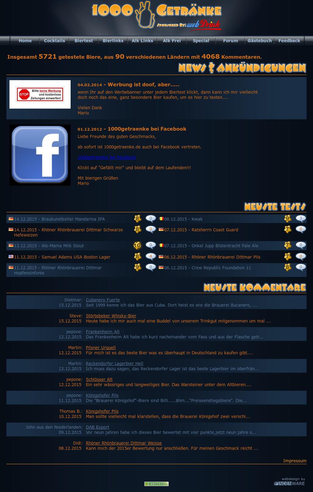 1000getraenke.de Competitors, Revenue and Employees - Owler Company ...