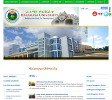 Haramaya University Competitors, Revenue and Employees - Owler