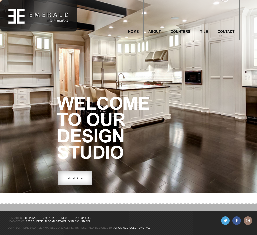 Emerald Tile And Marble Compeors Revenue Employees Owler Company Profile
