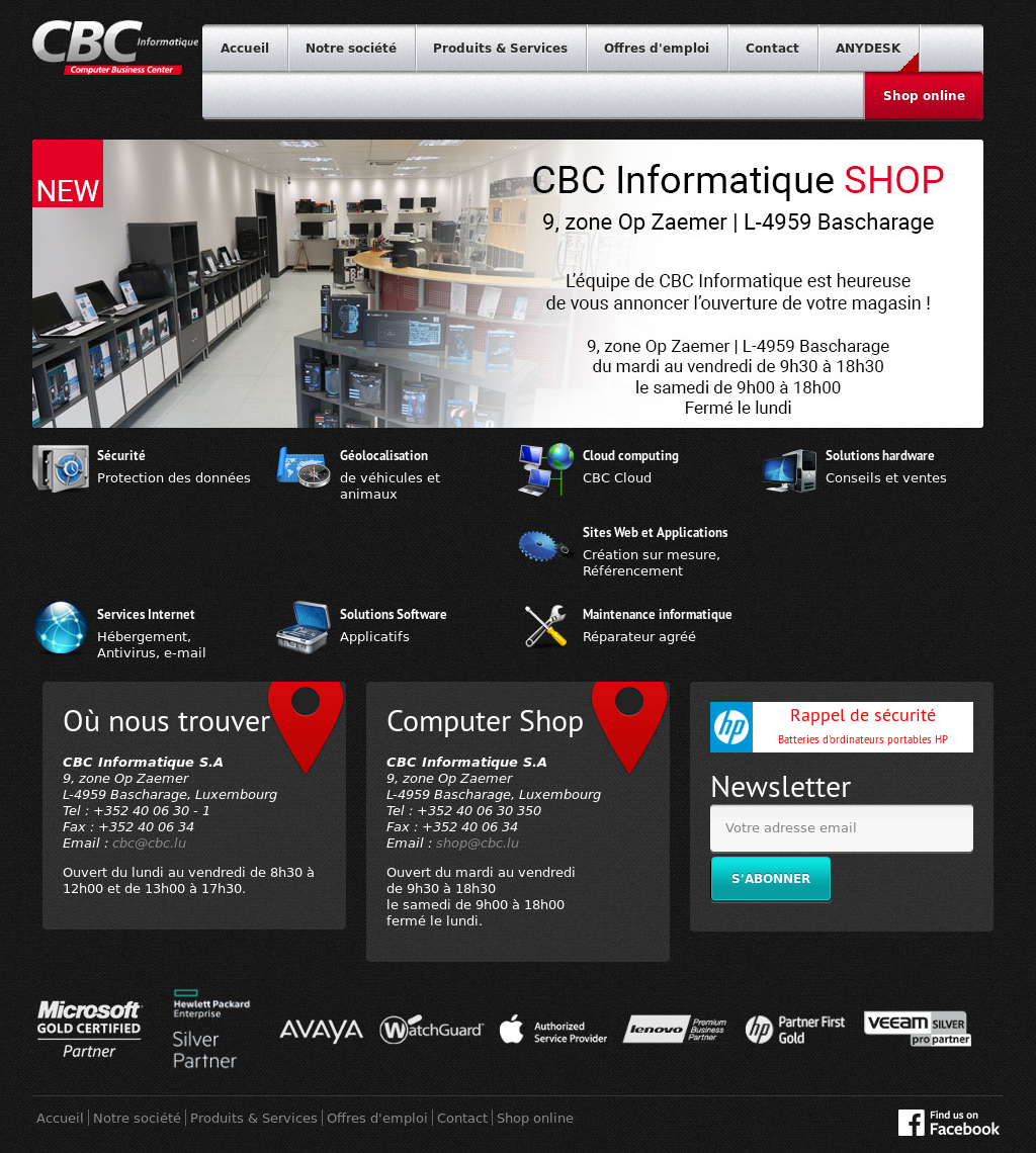 Cbc Informatique S a Competitors, Revenue and Employees - Owler