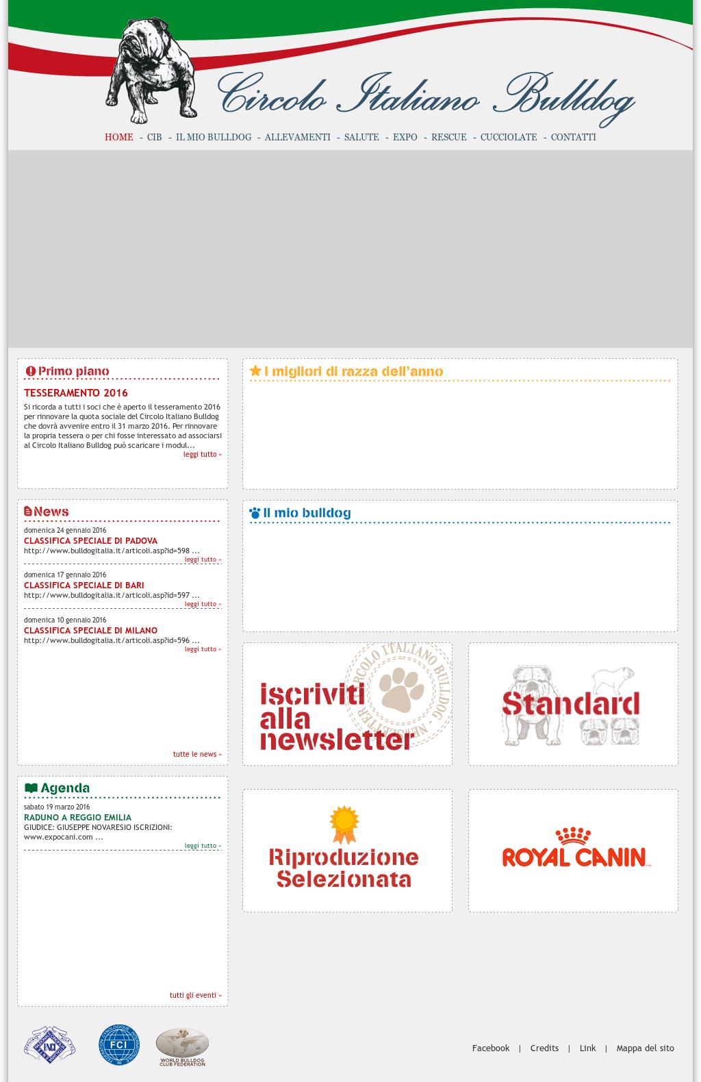 Expocani Calendario.Circolo Italiano Bulldog Competitors Revenue And Employees